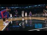 NBA 2013-2014 / Preseason / 12.10.2013 / Detroit Pistons @ Brooklyn Nets