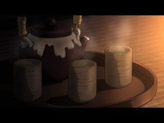 Hakuouki: Reimei-roku / Сказание о демонах сакуры: Хроники рассвета 3 сезон 1 серия [Ancord & NikaLenina]